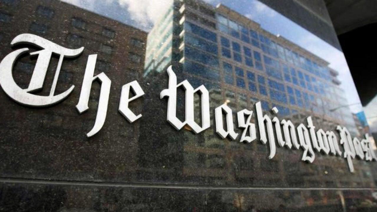 Sede del 'The Washington Post'