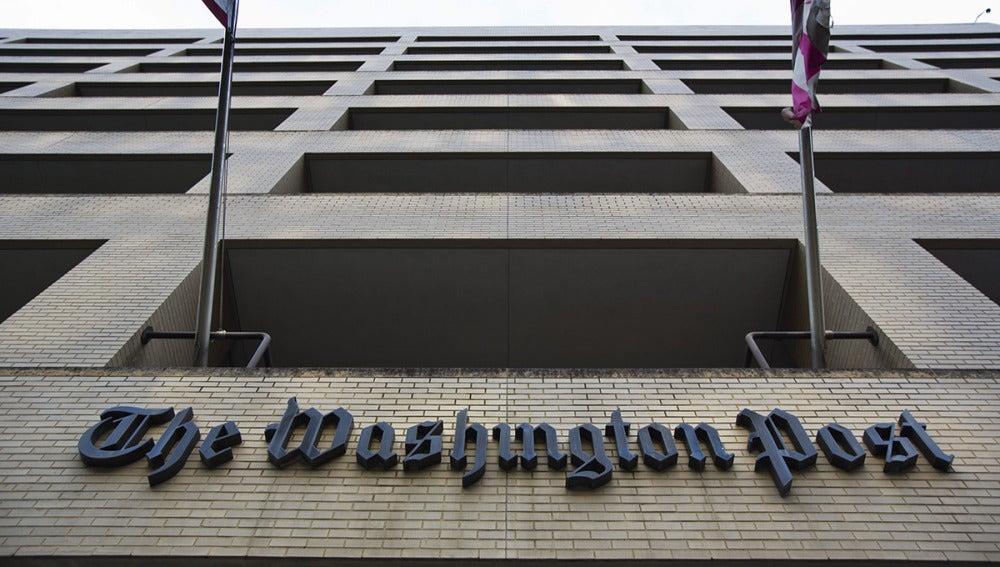 El dueño de Amazon compra 'The Washington Post'