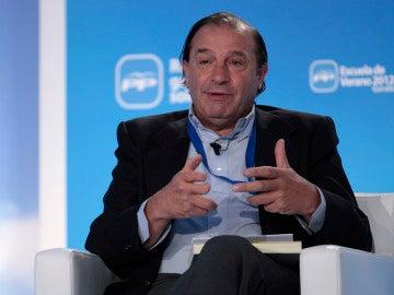 Martínez Pujalte habla en público (Archivo)