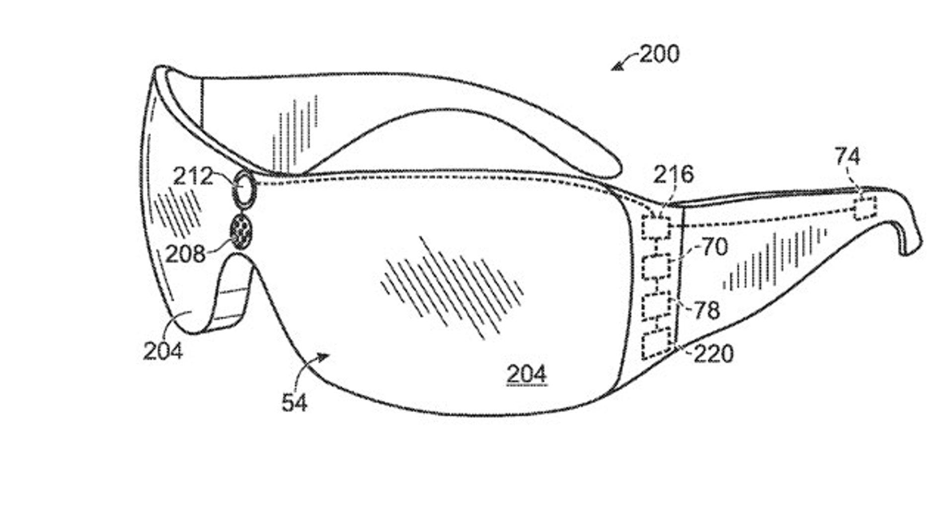 Gafas de realidad aumentada de Microsoft