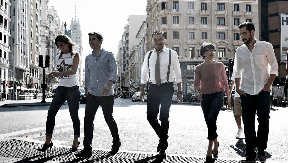 Vuelve 'El Intermedio', a pie de calle
