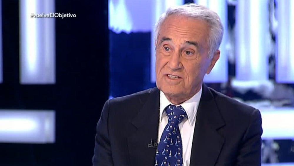 """José María Carrascal, sobre el conflicto con Gibraltar: """"El que paga siempre es el más pobre"""""""