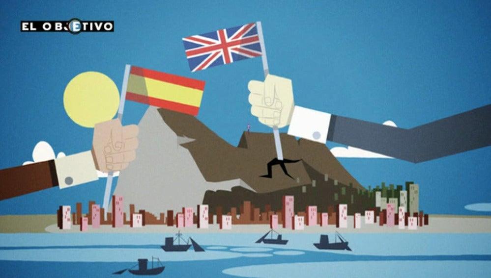 El conflicto de Gibraltar: 300 años 'haciendo el mono'