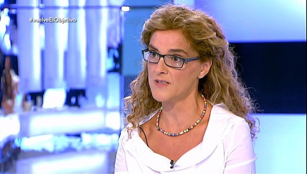 Elena Floriano propone la reutilización de libros de textos