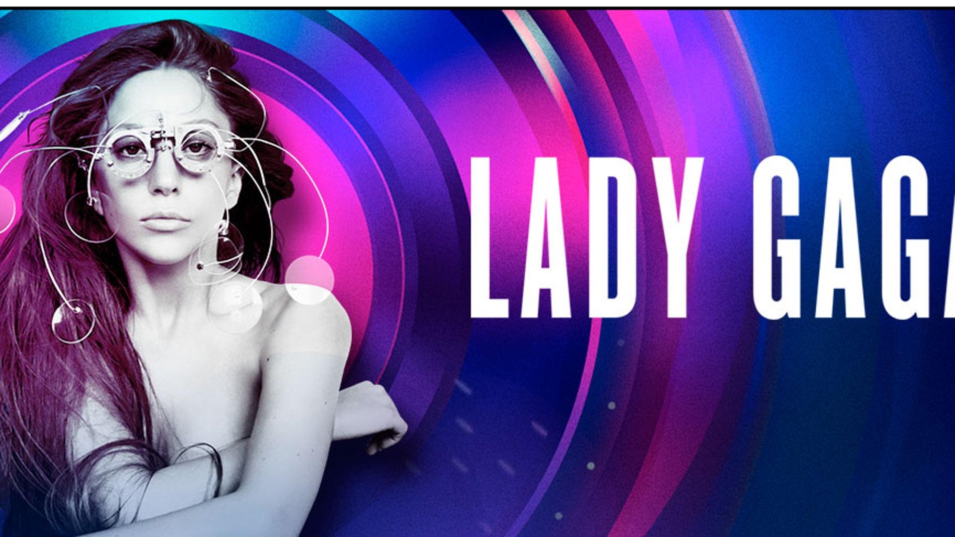Lady Gaga en el iTunes Festival