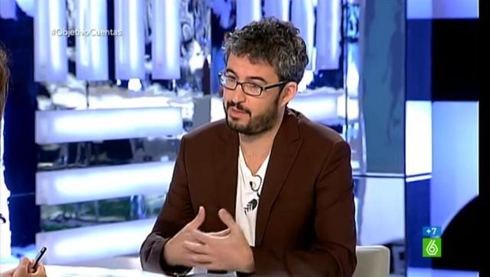 """David Cabo: """"Hay recortes en cooperación internacional pero no para las fundaciones políticas"""""""