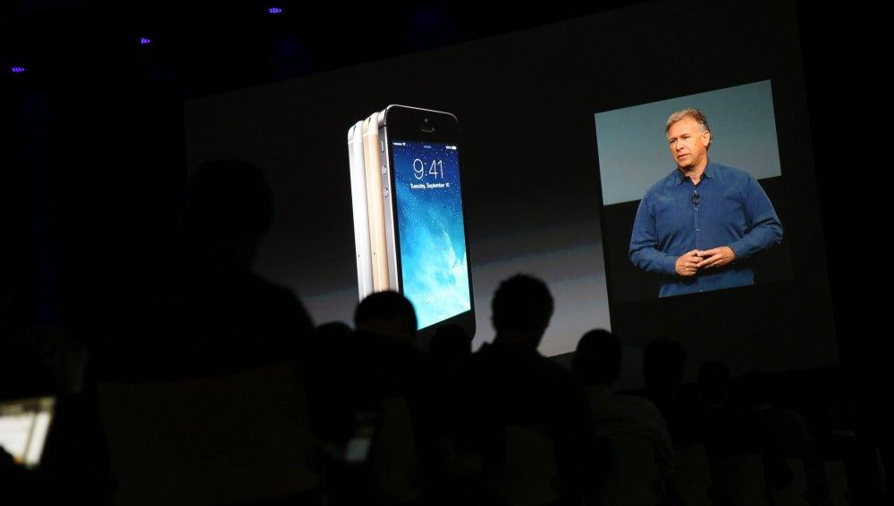 Keynote de Apple para presentar el Iphone