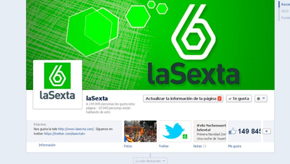 Facebook laSexta