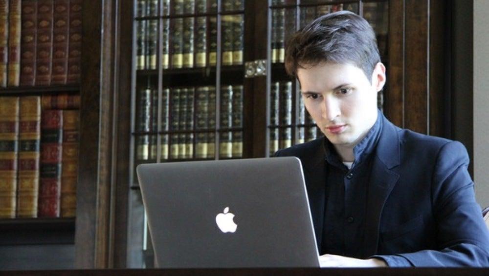 Pavel Durov, creador de Telegram