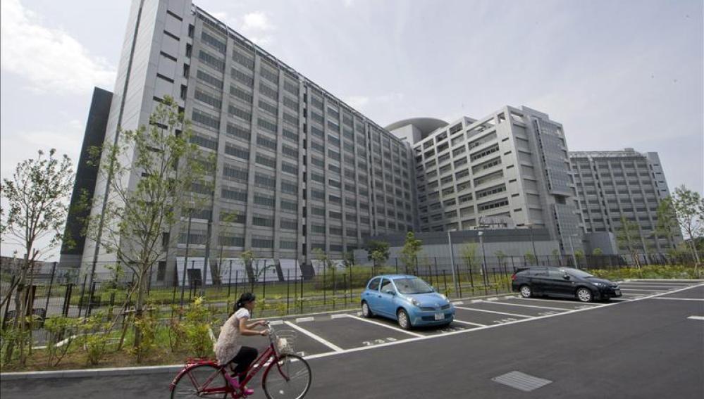 Centro de Detención de Tokio, lugar habitual donde se llevan a cabo las ejecuciones de reos