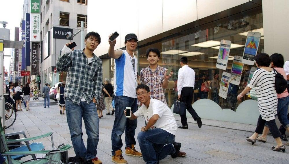 Tokio espera al iPhone