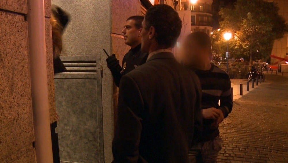 Una mujer denuncia un intento de robo con violencia