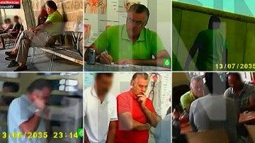Las imágenes de Luis Bárcenas en la prisión de Soto del Real