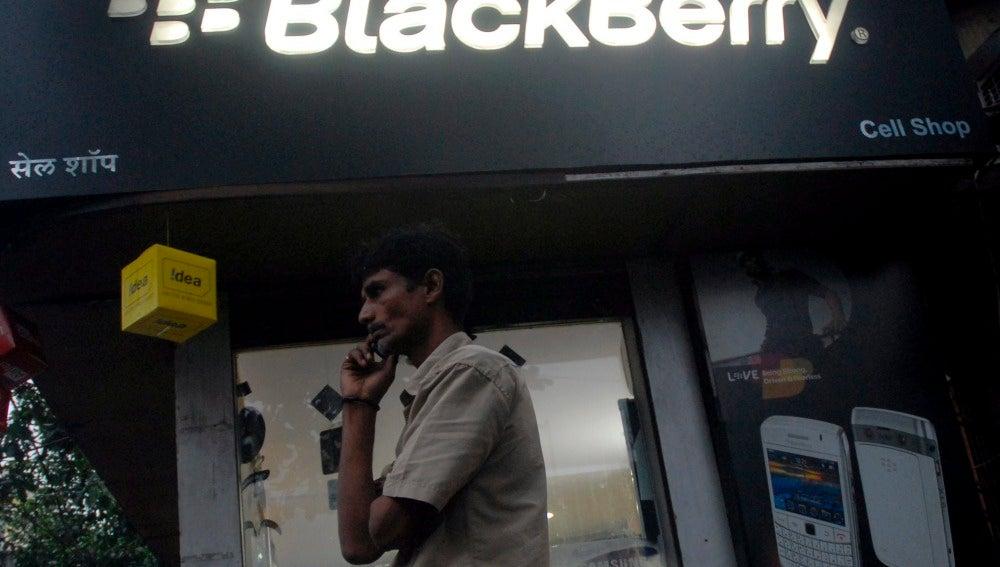 BlackBerry despedirá a 4.500 empleados