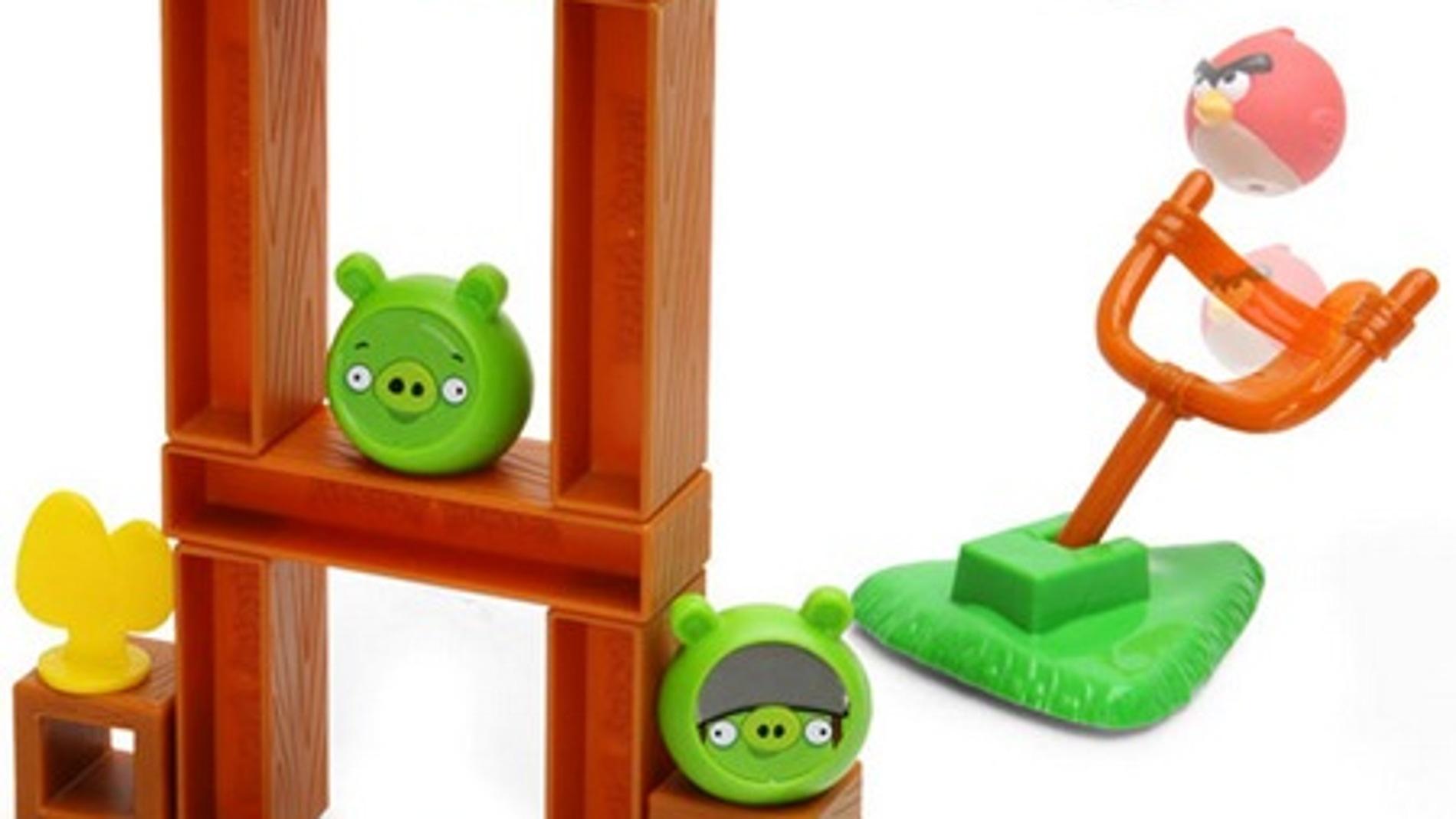 Juego de mesa de los Angry Birds