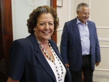 Rita Barberá, alcaldesa de la ciudad de Valencia