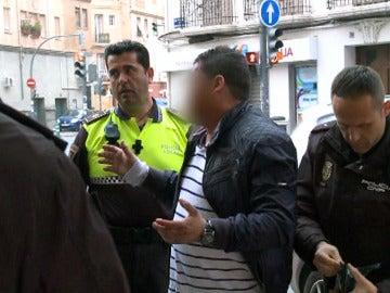 Presunta agresión de 'El Guadaña'