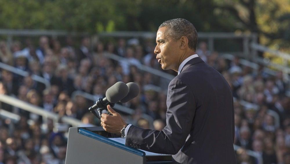 """Obama lamenta la """"epidemia"""" de violencia armada en Estados Unidos"""