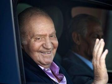 Imagen de archivo del Rey Don Juan Carlos