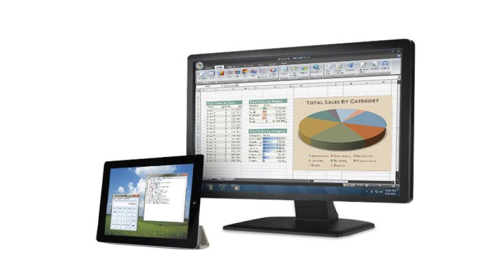 iDisplay conecta varios monitores con WiFi