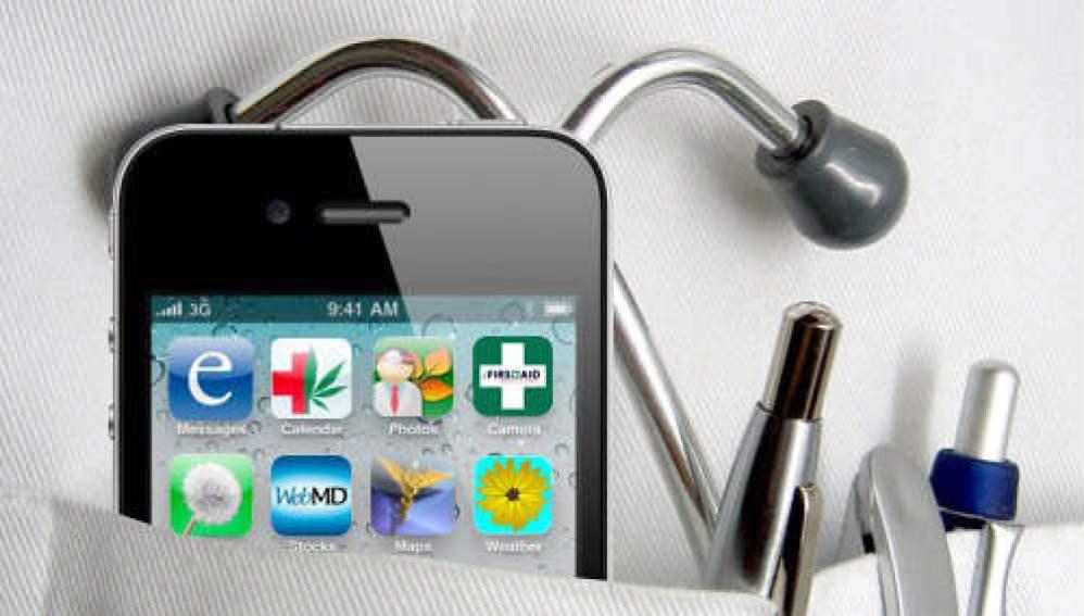 Apps de salud para smartphone