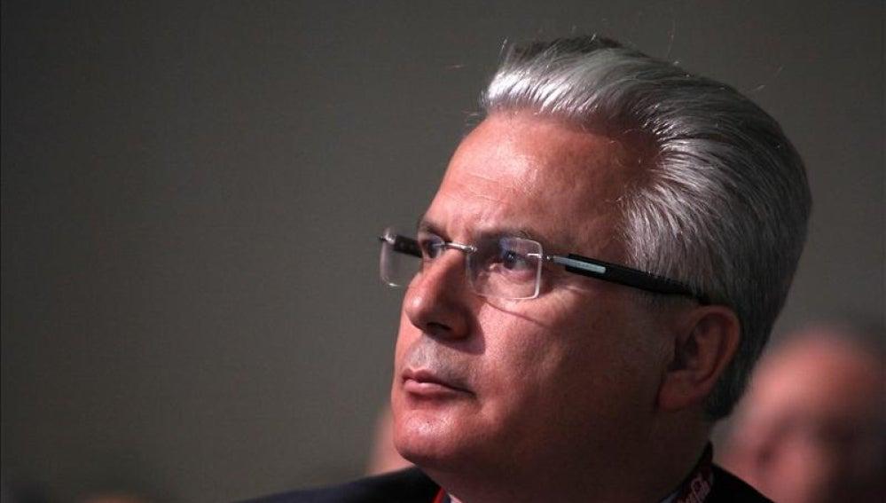 El exjuez de la Audiencia Nacional, Baltasar Garzón.