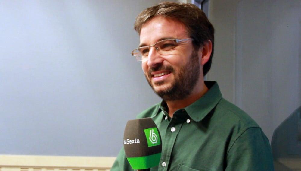 Entrevista a Jordi Évole en laSexta.com