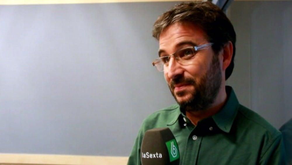 Jordi Évole en laSexta