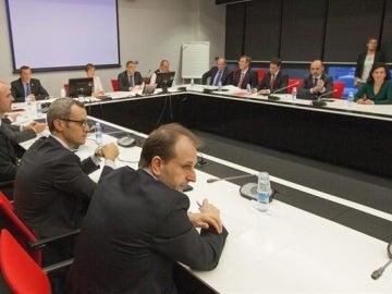 Reunión en Vitoria de las partes afectadas por la crisis de Fagor.