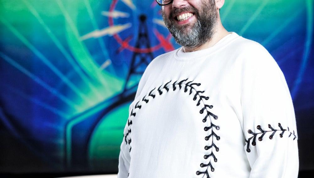 Bob Pop, colaborador de En el aire