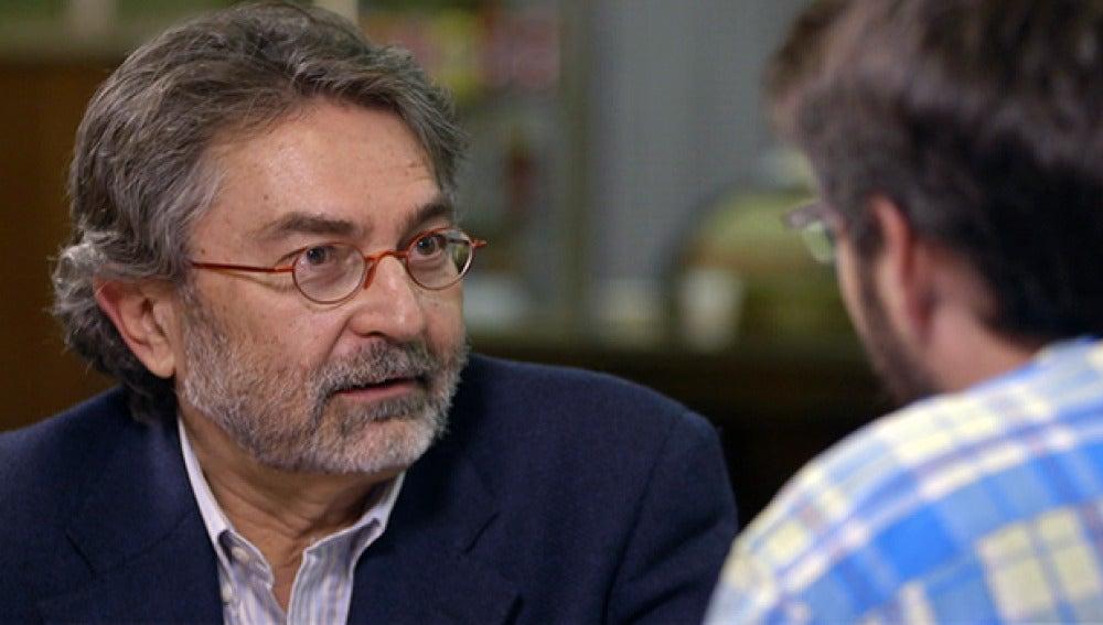 Antonio Rubio y Jordi Évole
