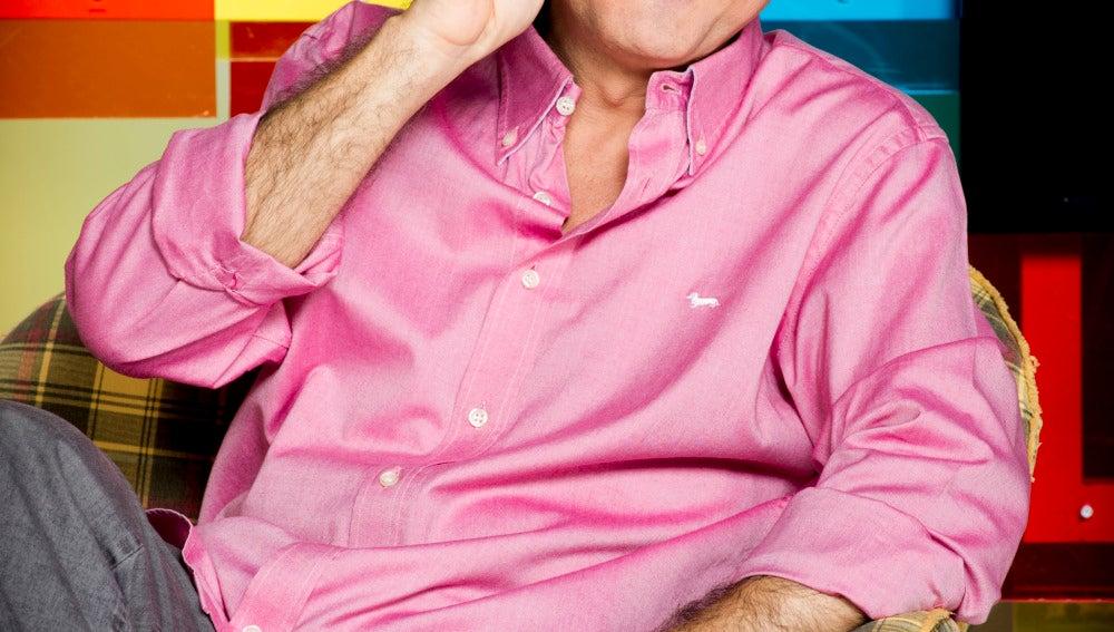 Sergi Mas, colaborador de Zapeando
