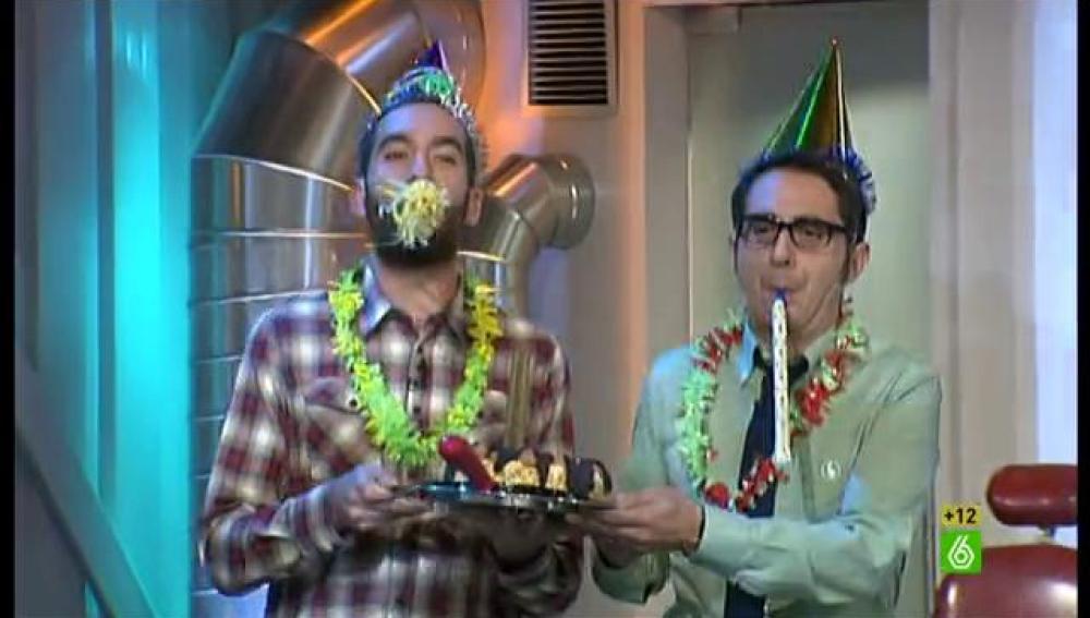 Berto celebra los dos años de Gobierno de Rajoy