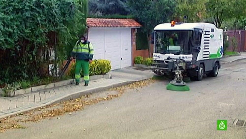 León y Rivas Vaciamadrid, ejemplos de ahorro con la gestión pública de las basuras