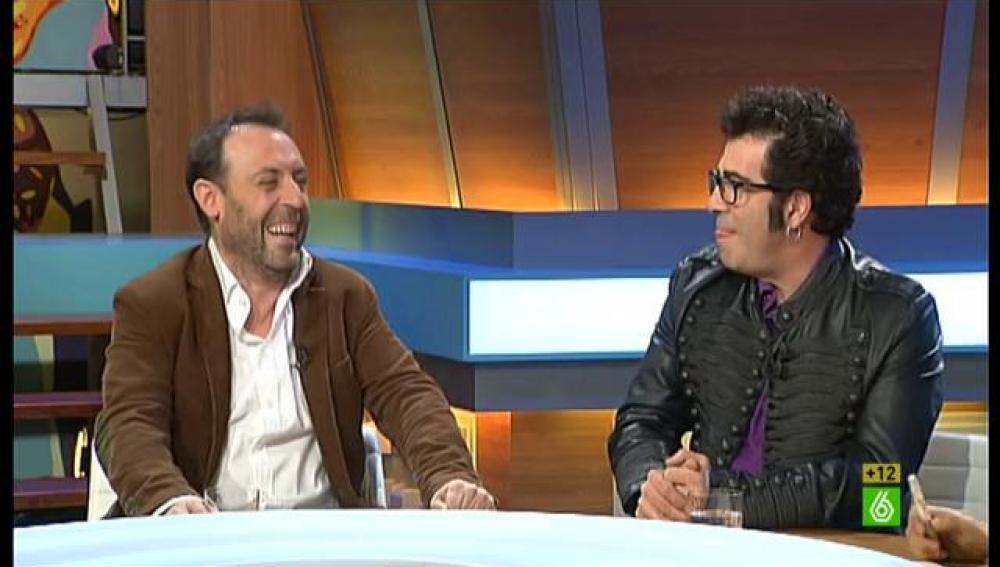 Antonio Molero y Agustín Jiménez