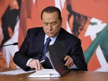 El Senado italiano vota la expulsión de Berlusconi del Parlamento