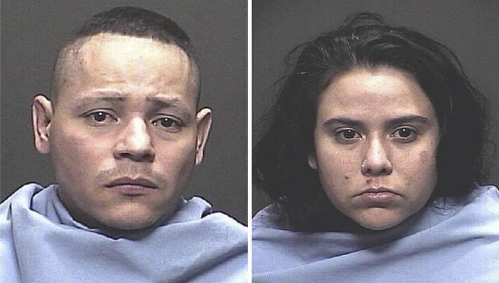 La pareja acusada de encerrar a sus hijas durante dos años