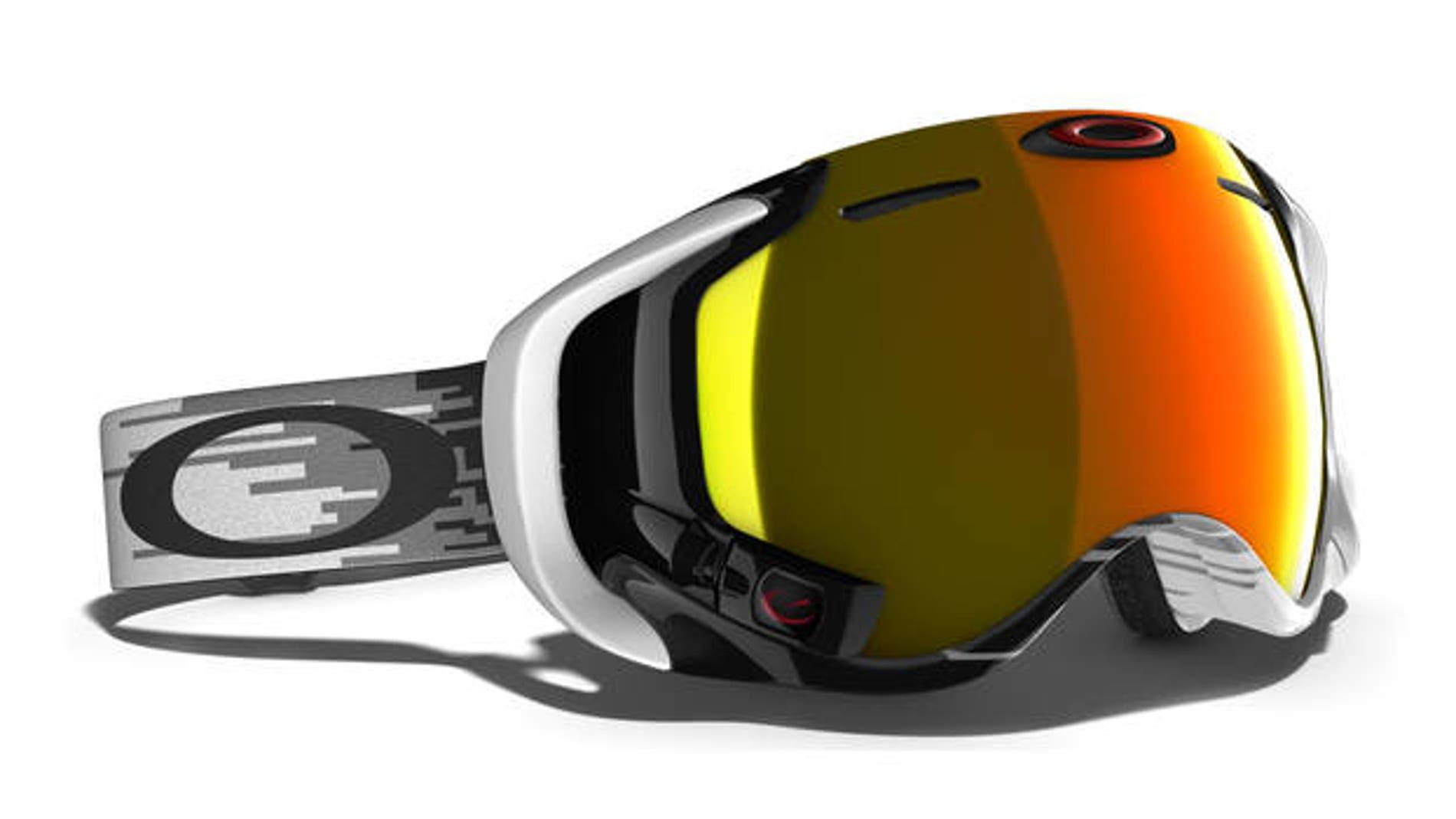 Oakley Airwave, realidad aumentada para el esquiador