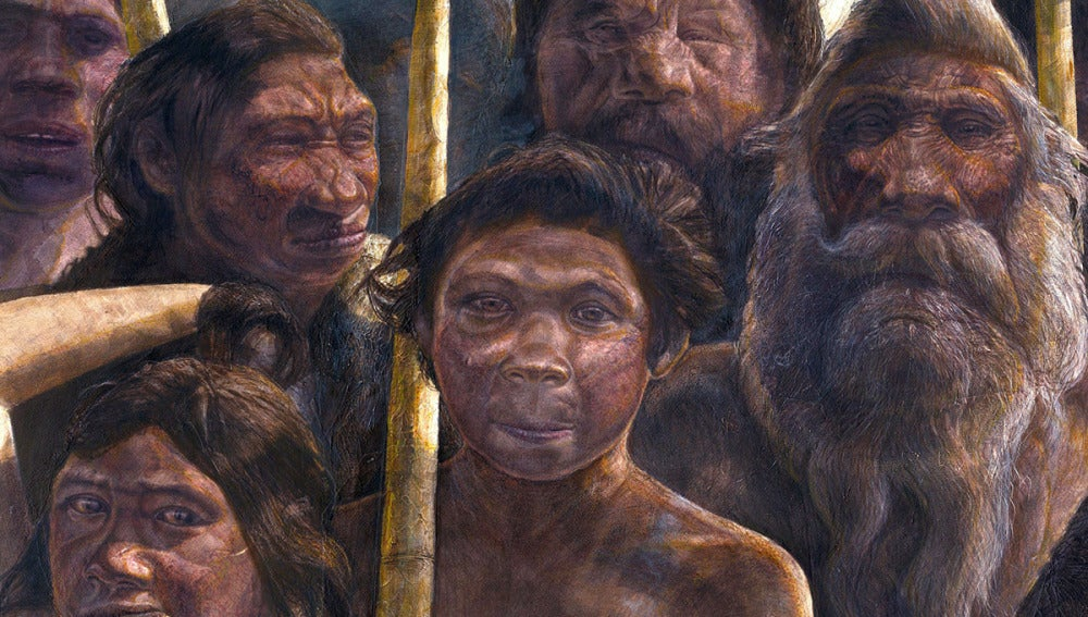 EL ADN humano más antiguo, hallado e Atapuerca
