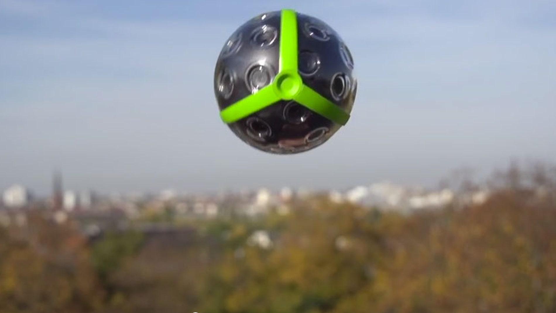 Panono cámara pelota