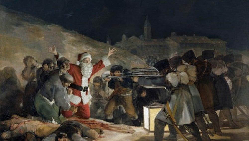Santa Classics Cards