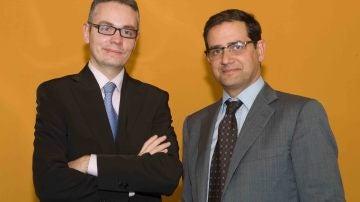Josep María Echarri e Ignacio Fonts, de Inveready