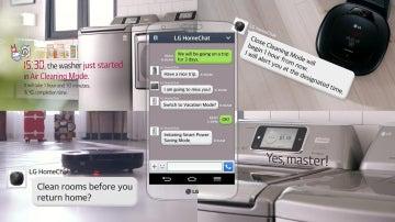 Imagen de LG Home Chat