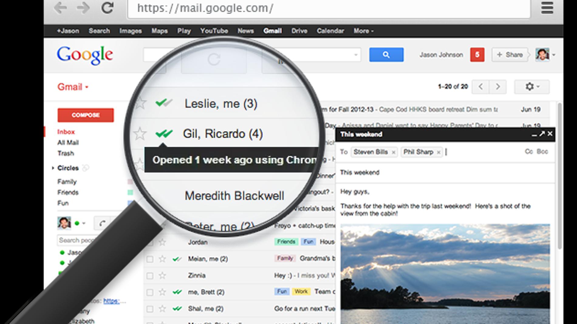 Comprueba si tu correo ha sido leído con Mailtrack