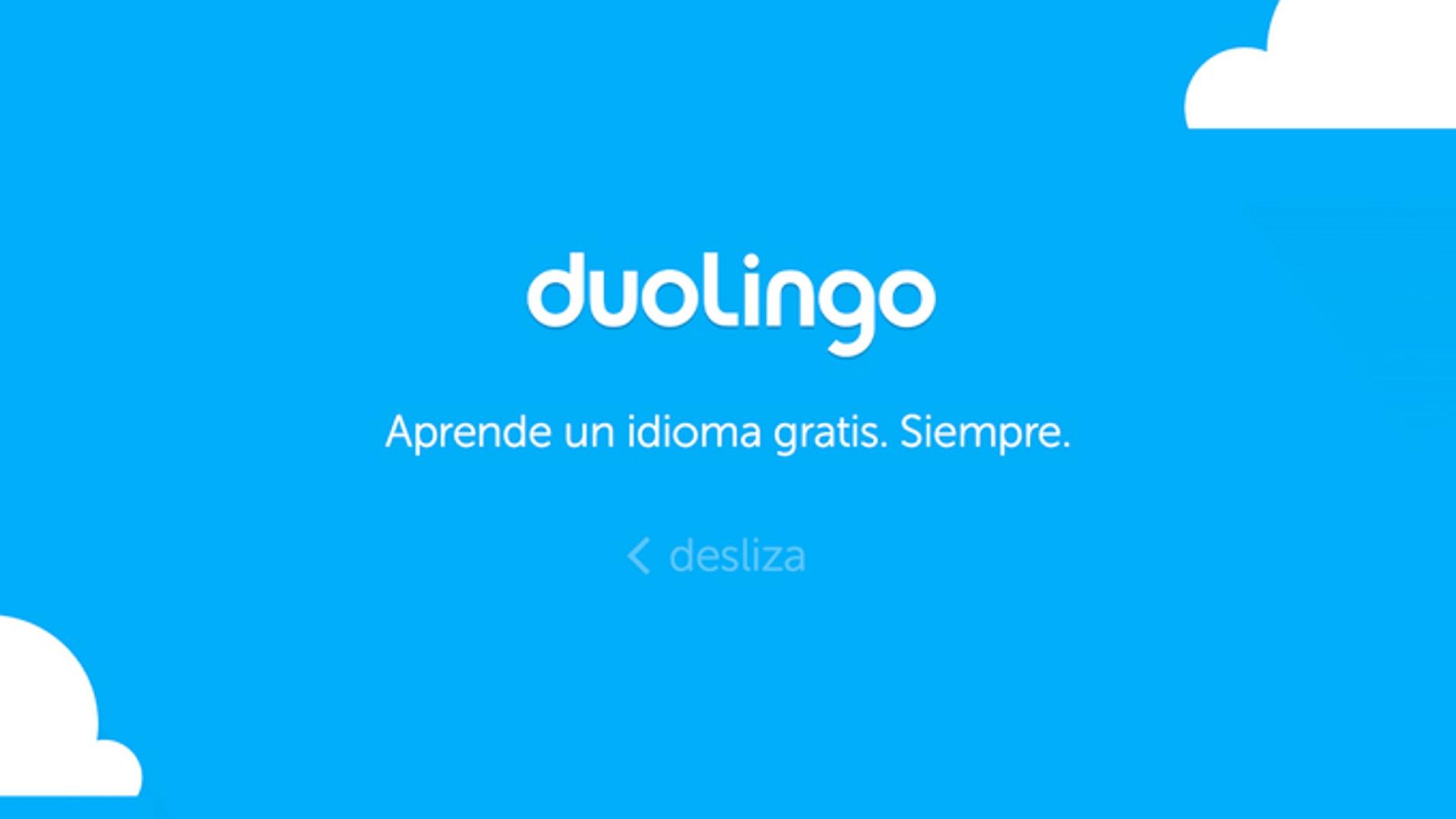 Duolingo, la mejor app de 2013 para Apple