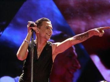 Depeche Mode en Madrid