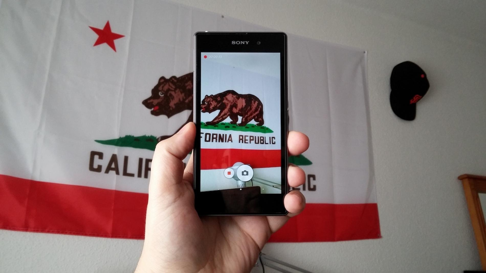 Smartphone killed horizontal video