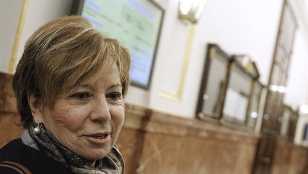 Celia Villalobos, vicepresidenta del Congreso de los Diputados.