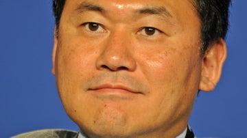 Hiroshi Mikitami, CEO de Rakuten