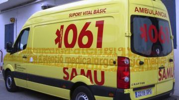 Ambulancia de Ibiza